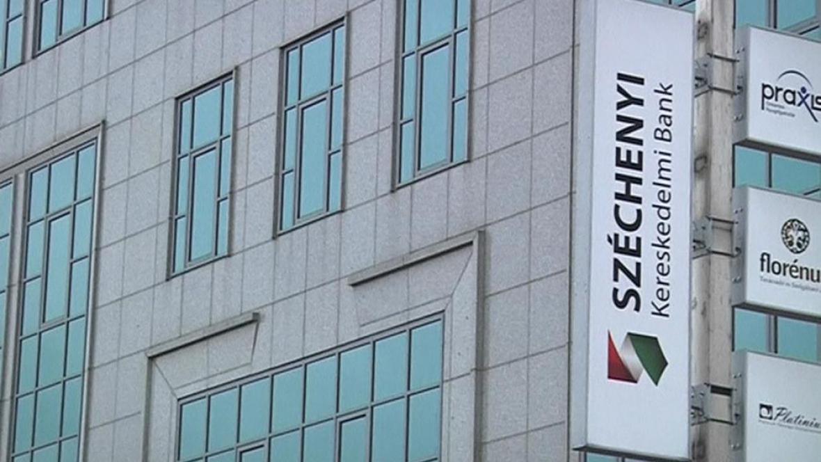 Maďarská banka Széchenyi