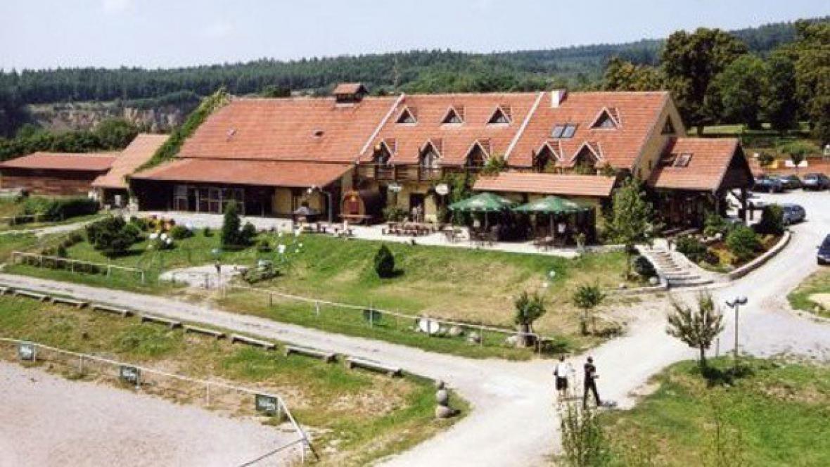 Farma Bolka Polívky v Olšanech