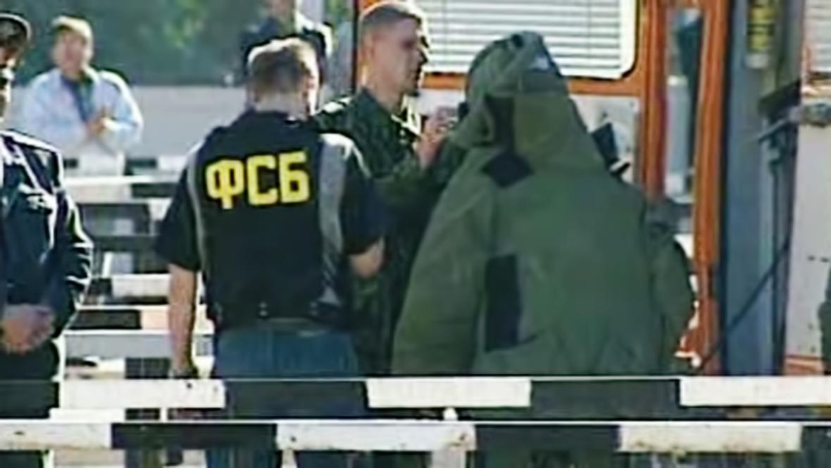 Ruská Federální bezpečnostní služba