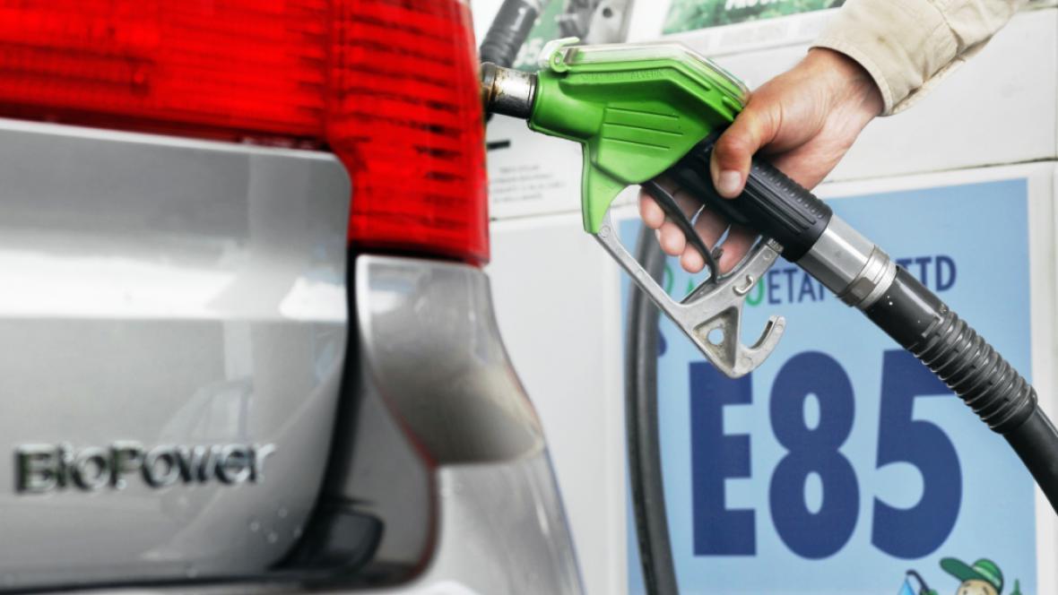 Bioetanol E85