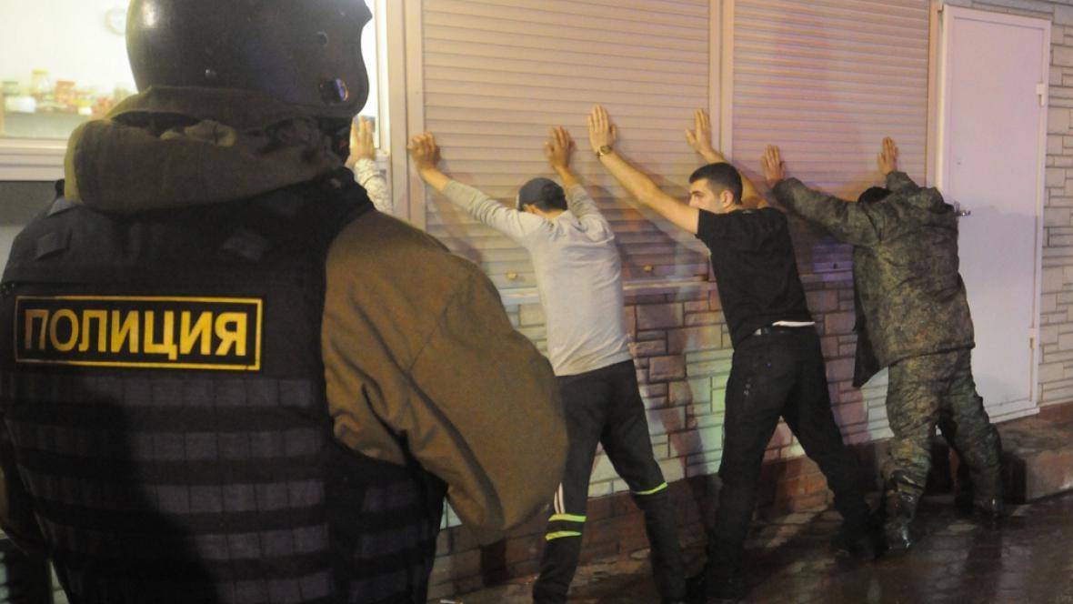Rusko zažívá sérii zatýkání kvůli hrozbě terorismu při OH