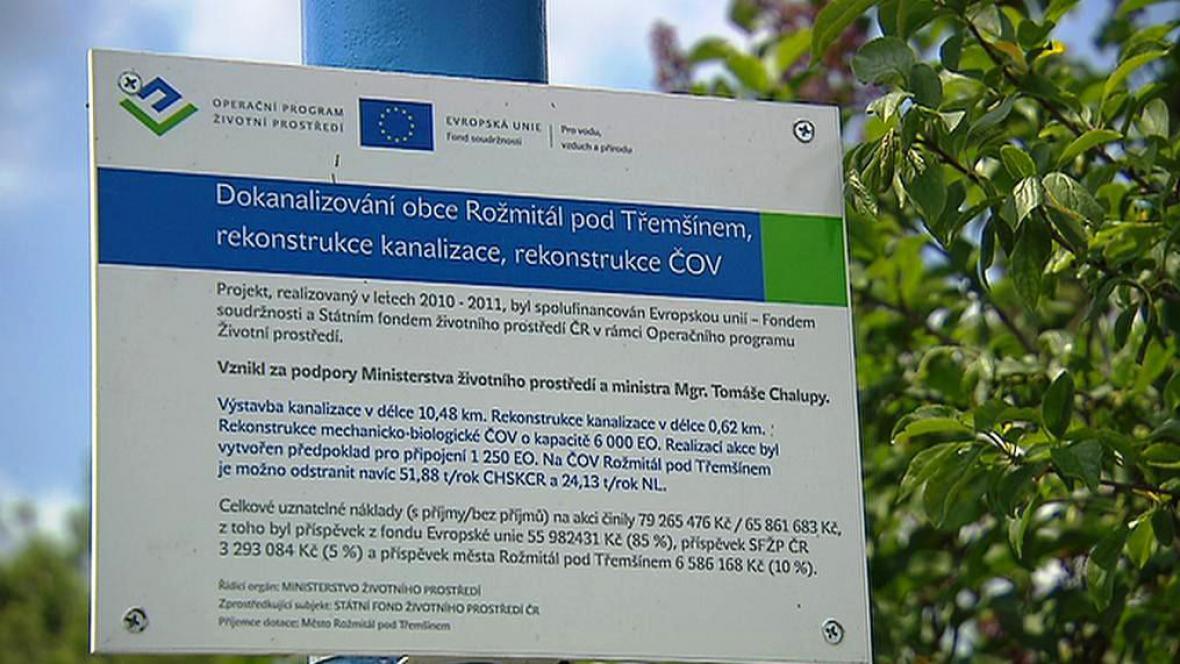 Projekt  financovaný z Evropské unie