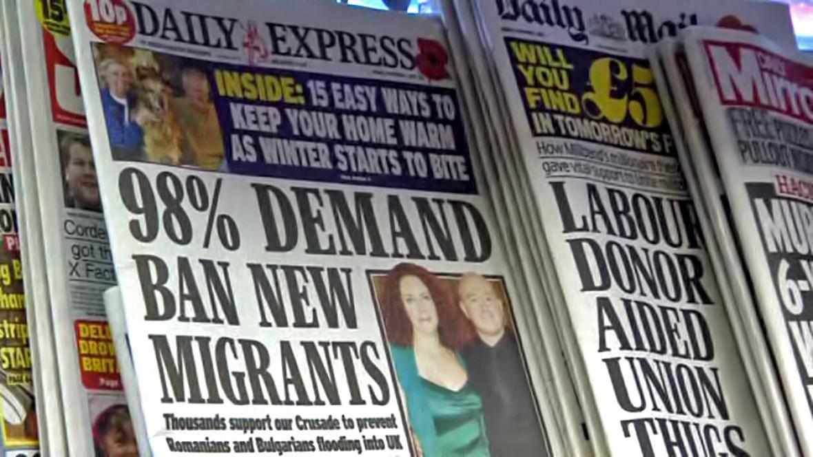 Většina Britů si přeje omezení imigrace