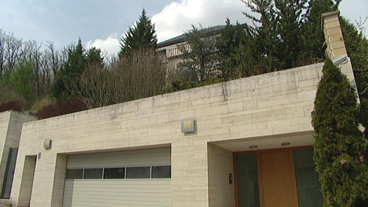 Krejčířova vila v Černošicích