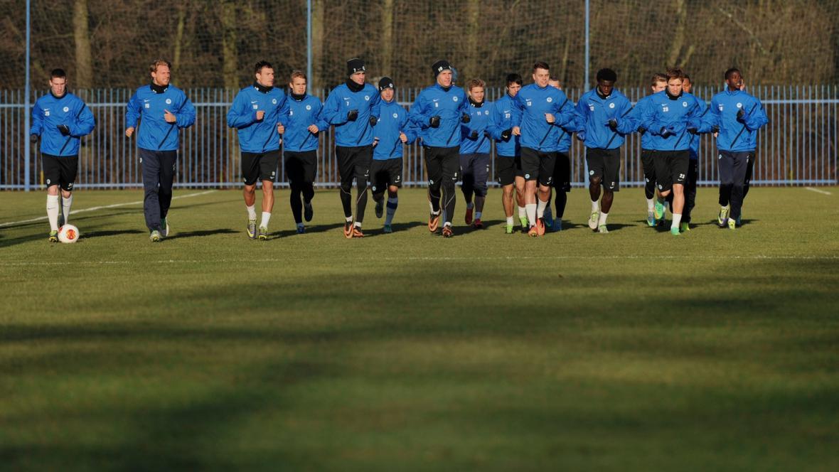 Fotbalisté Liberce se připravují na jarní sezonu