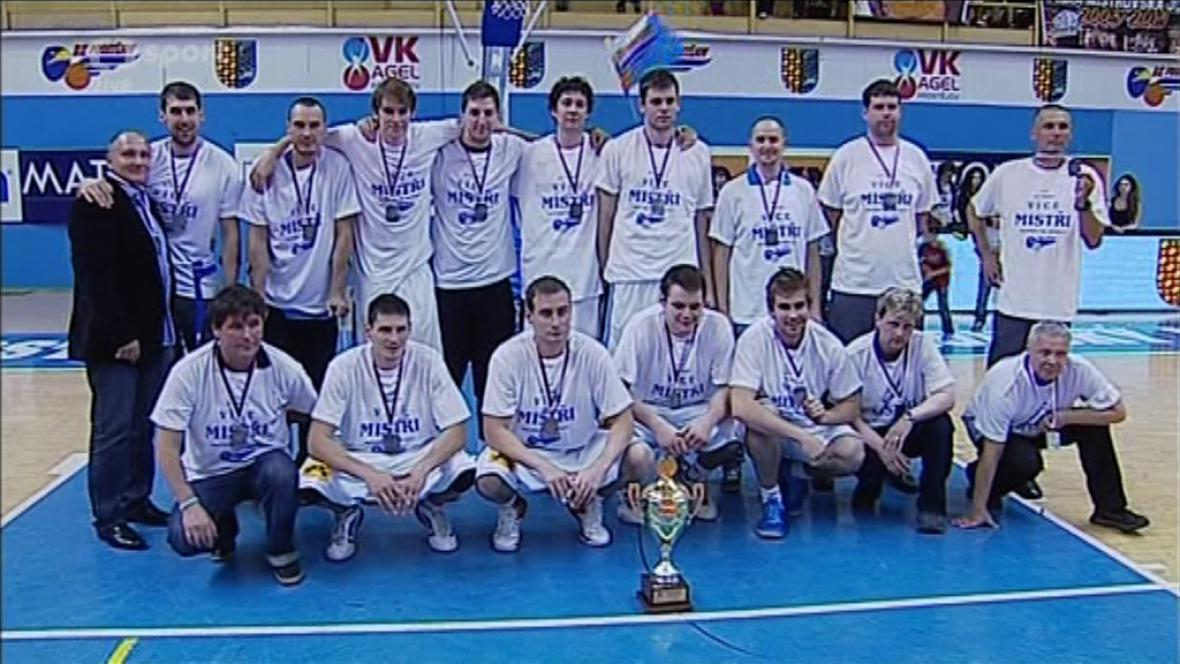 Basketbalisté Prostějova