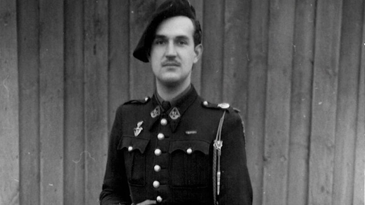 Poručík Jean-Cuene Grandidier