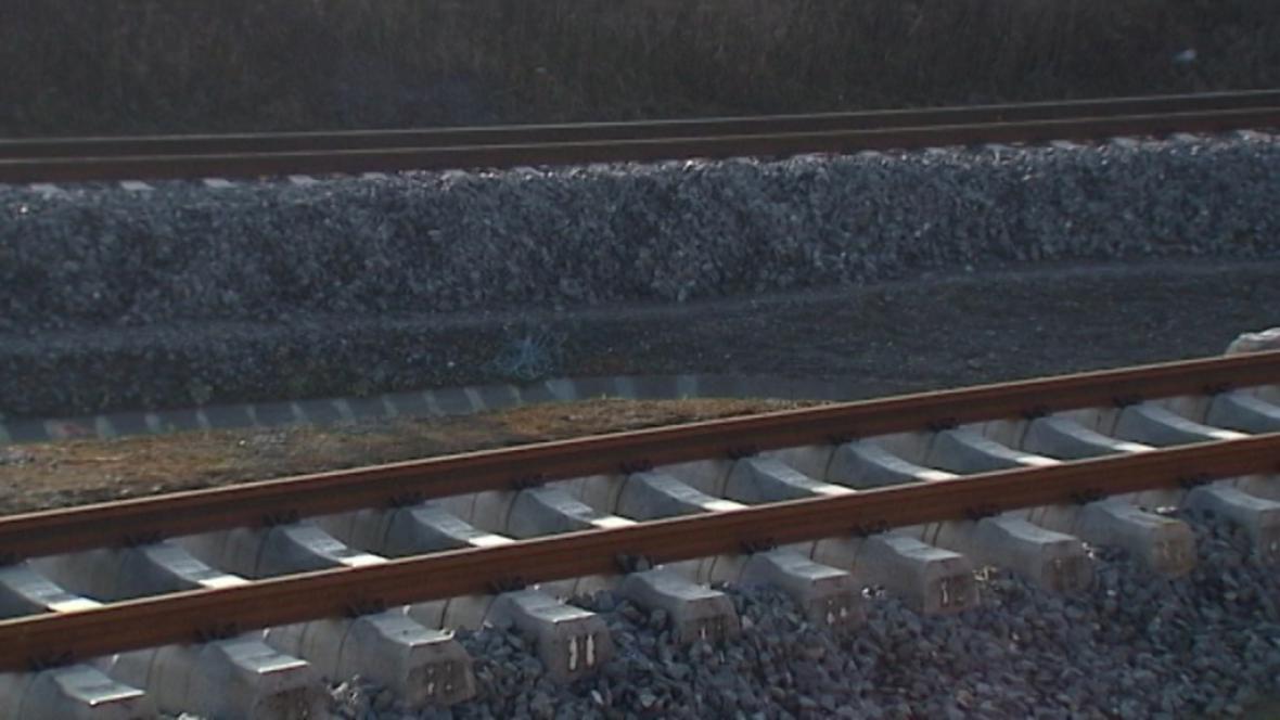 Nová železniční trať na letiště v Mošnově