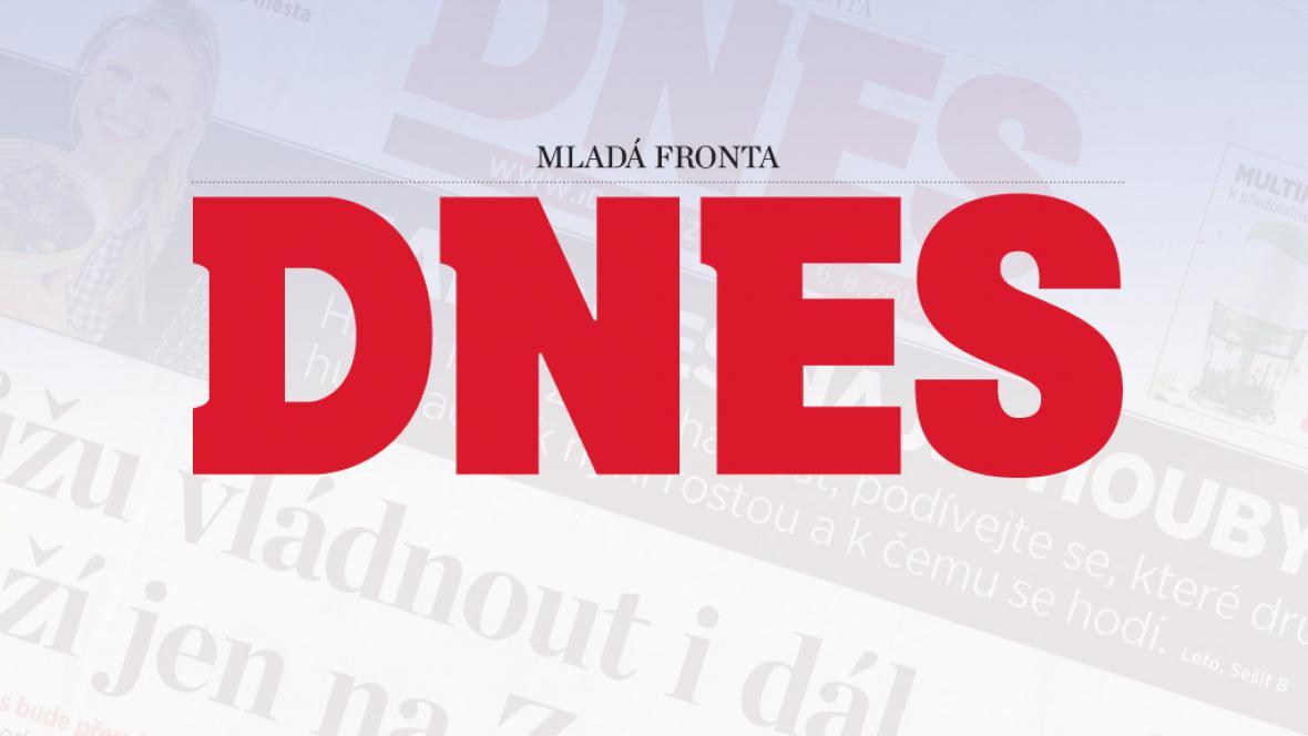 Logo Mladé fronty DNES