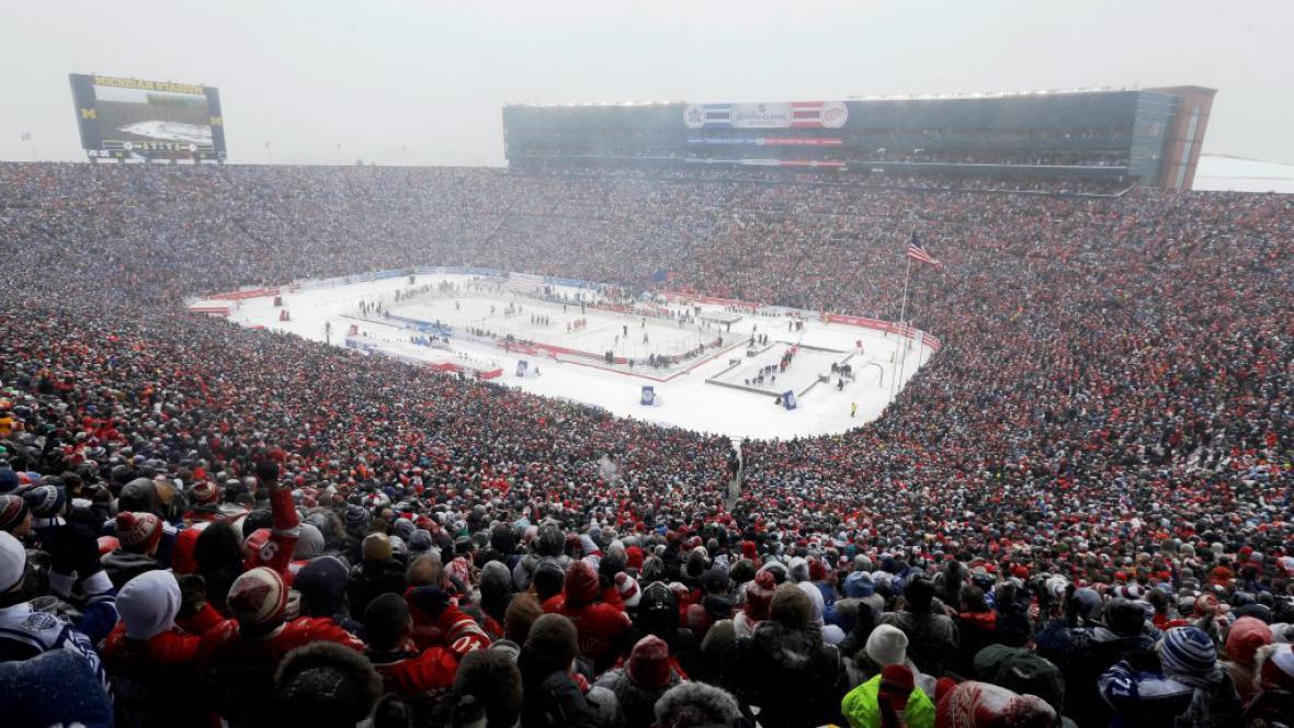 Winter Classic Detroit - Toronto