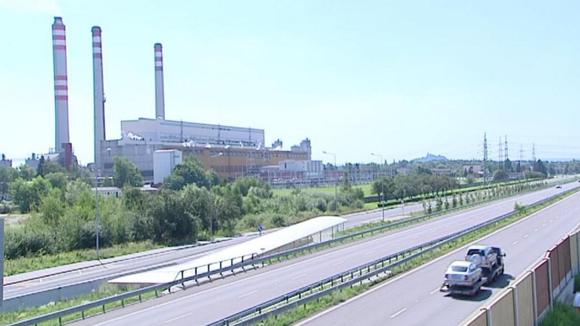 Elektrárna Opatovice