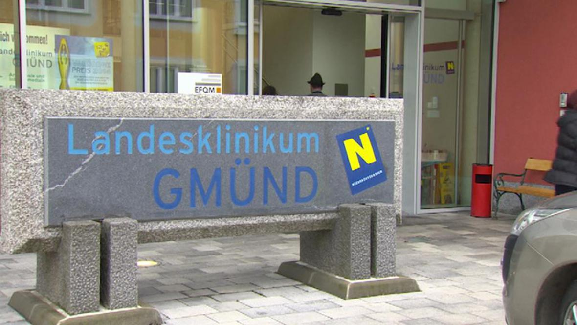 Zemská klinika Gmünd