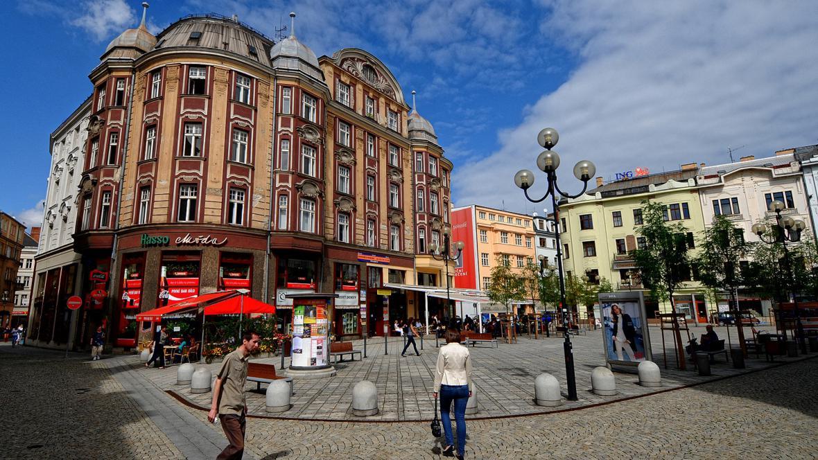 Ostrava - Kuří rynek