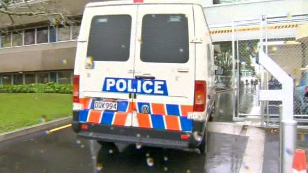 Novozélandská policie