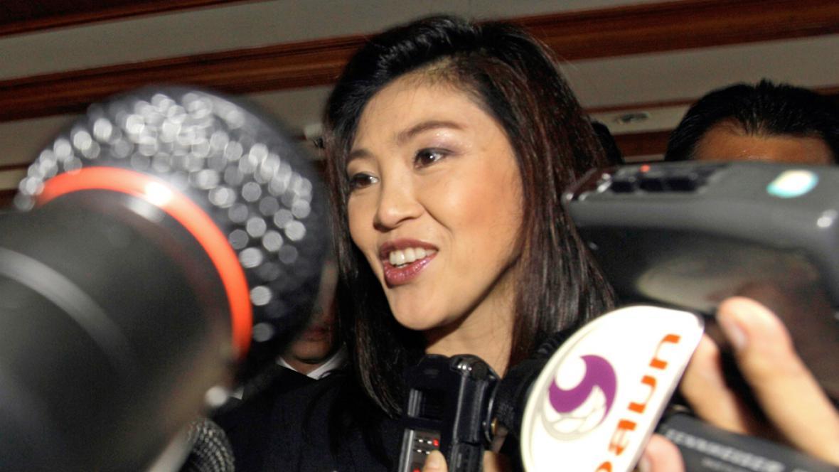 Jinglak Šinavatrová