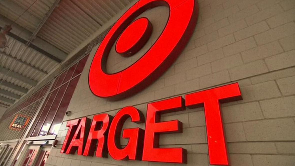 Americký obchodní řetězec Target