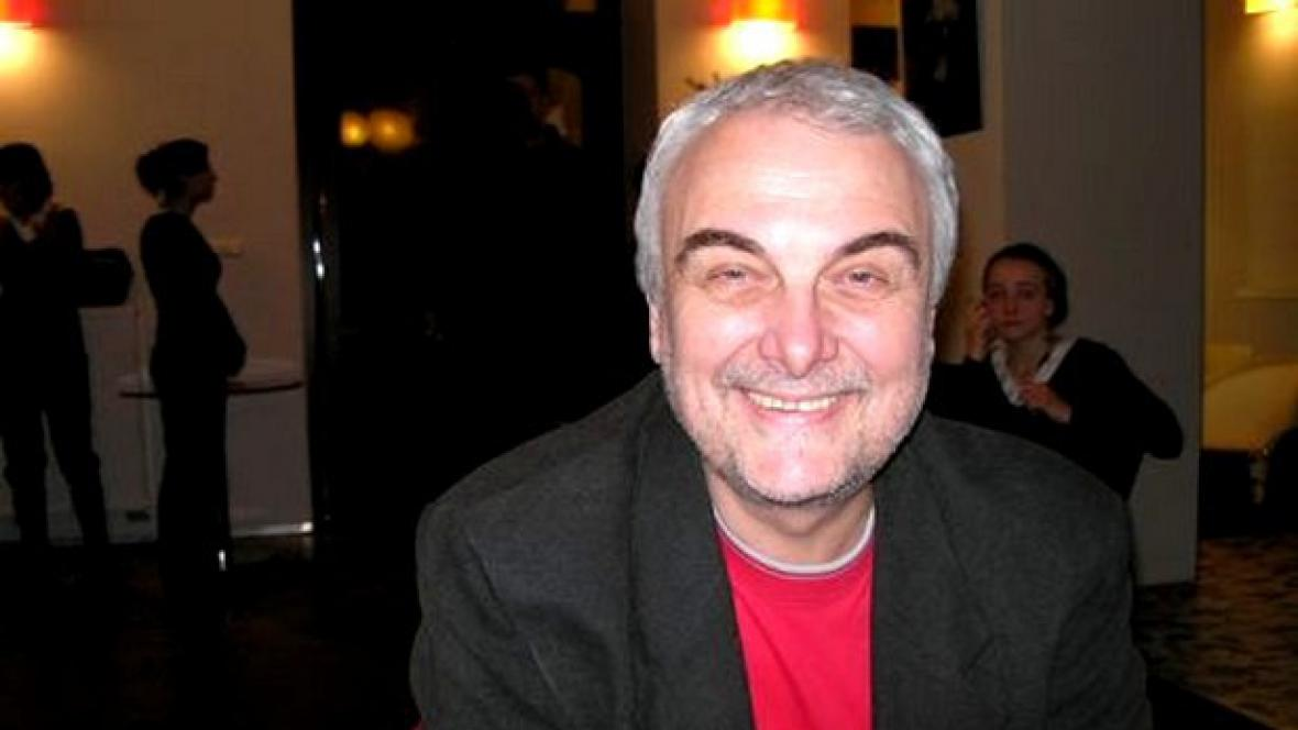Vladimír Čech v roce 2009