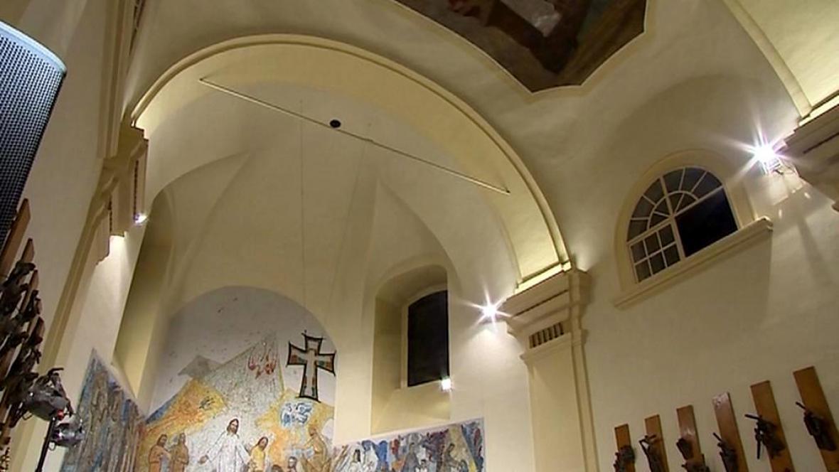 Kostel svatých Filipa a Jakuba ve Zlíně