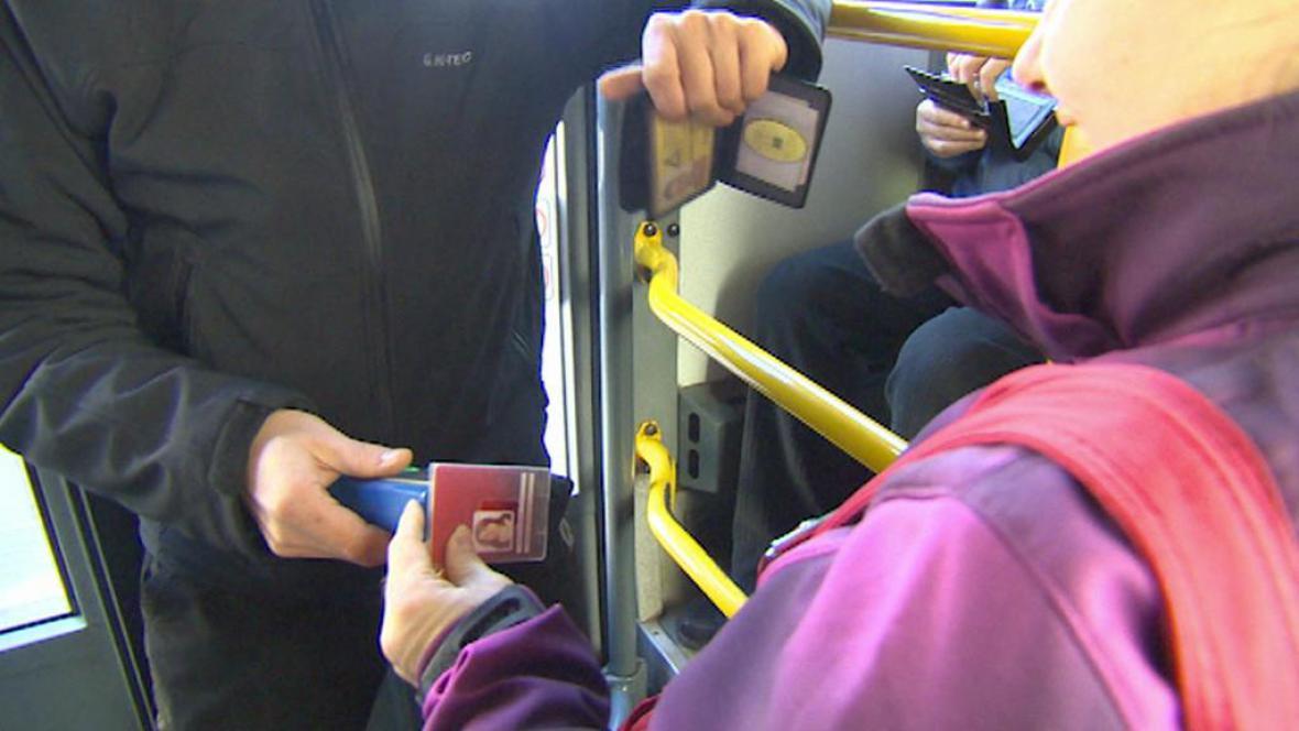Přepravní kontrola