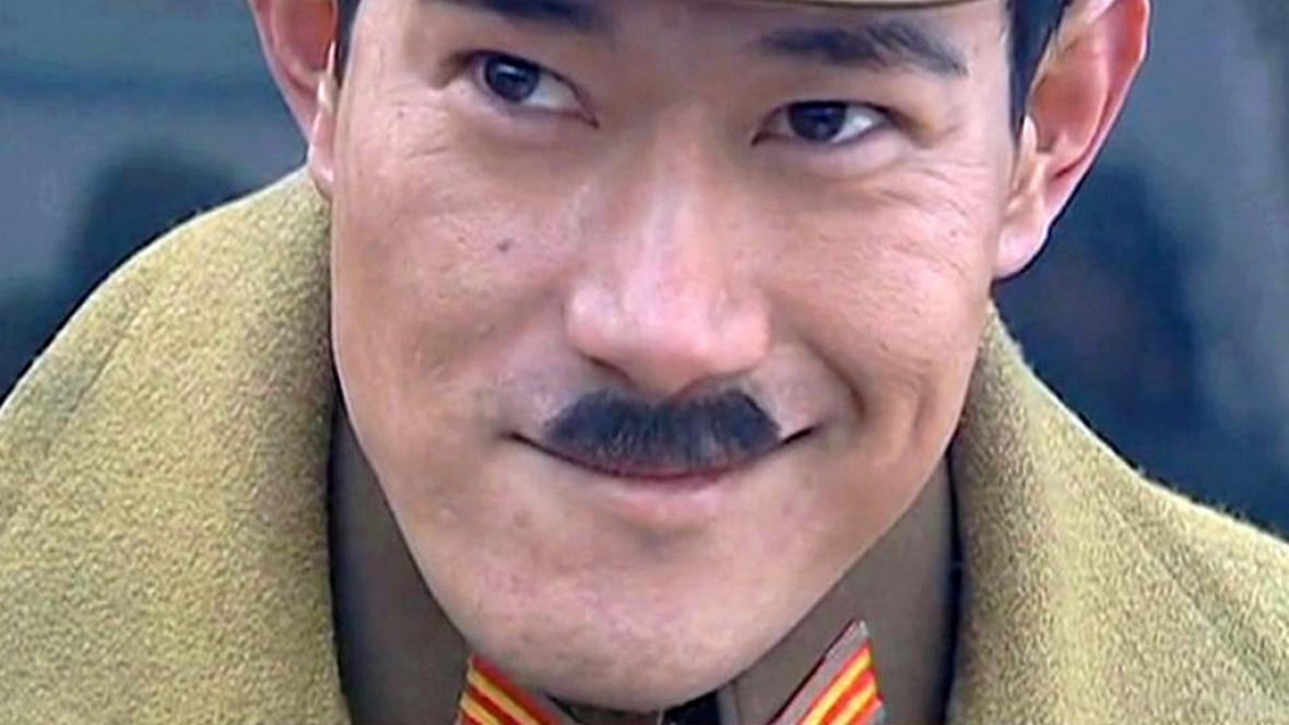 Japonský herec Kodži Jano