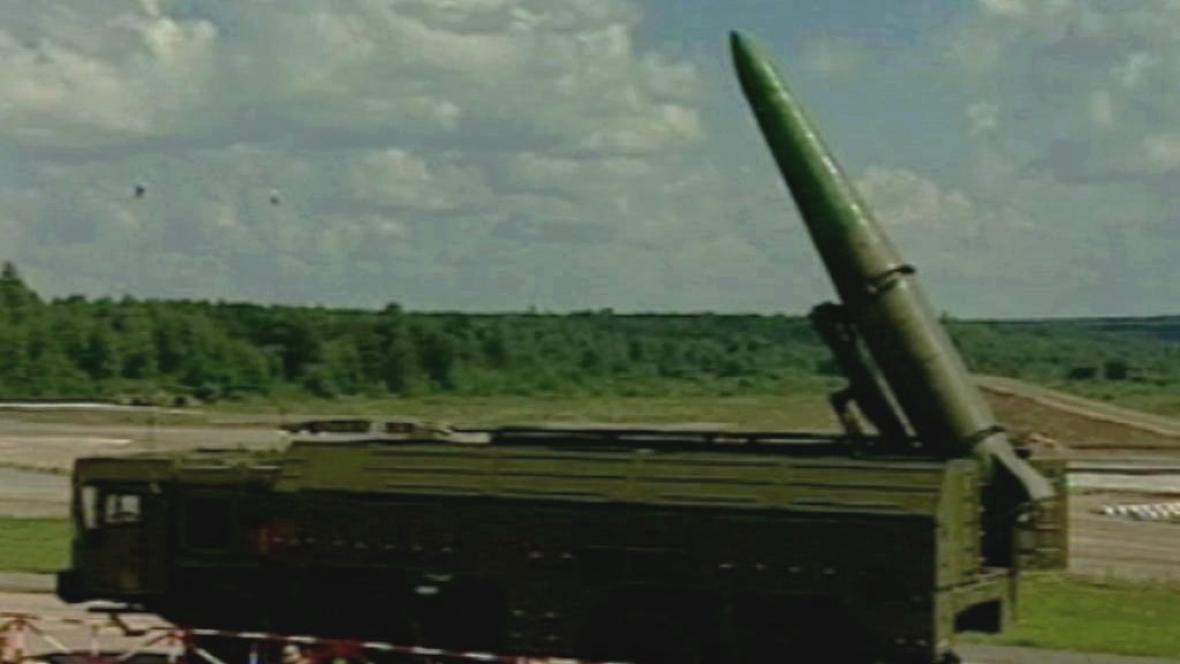 Rusové mají v Kaliningradu rakety Iskander-M