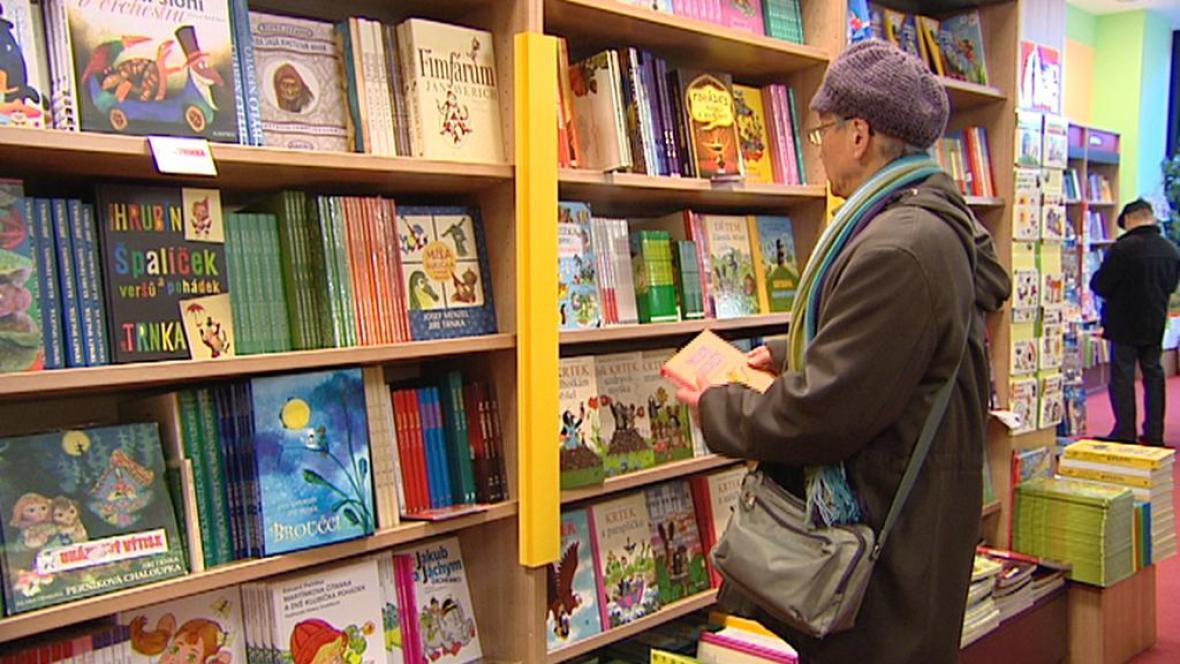 Vybírání dětských knih