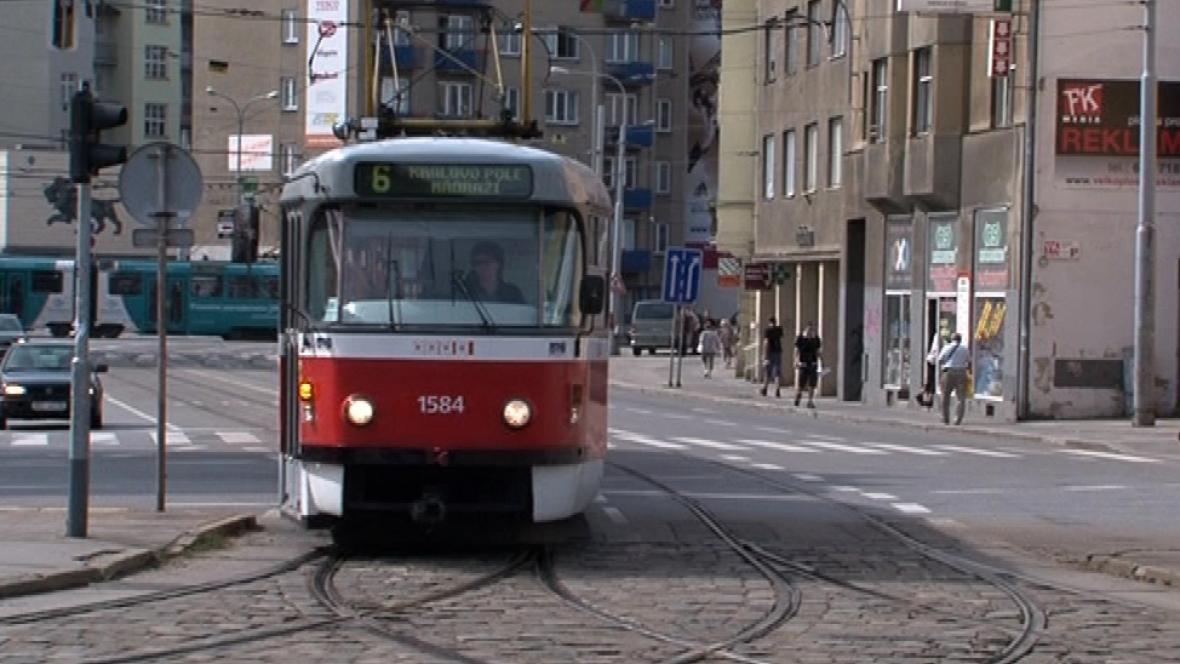 Brněnská tramvaj