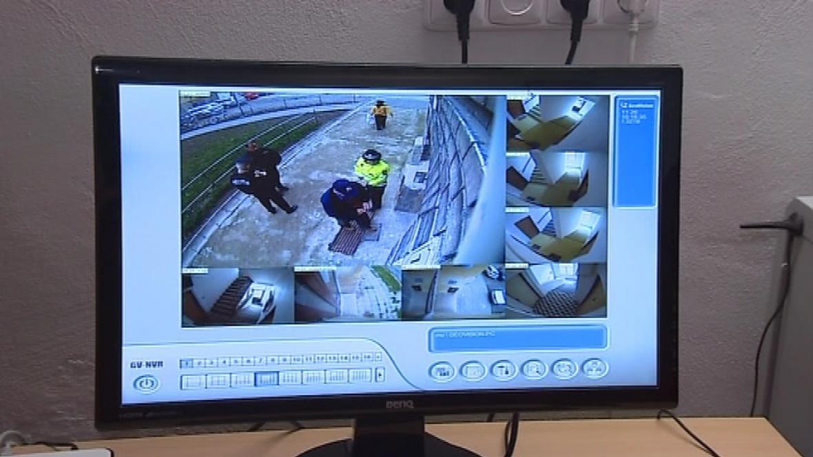 Kamery mají pomoci bojovat s drobnou kriminalitou