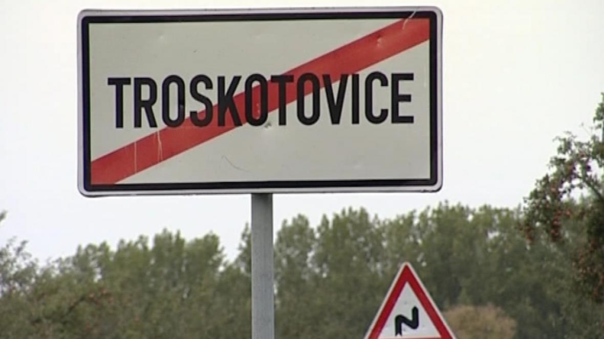 Obec Troskotovice