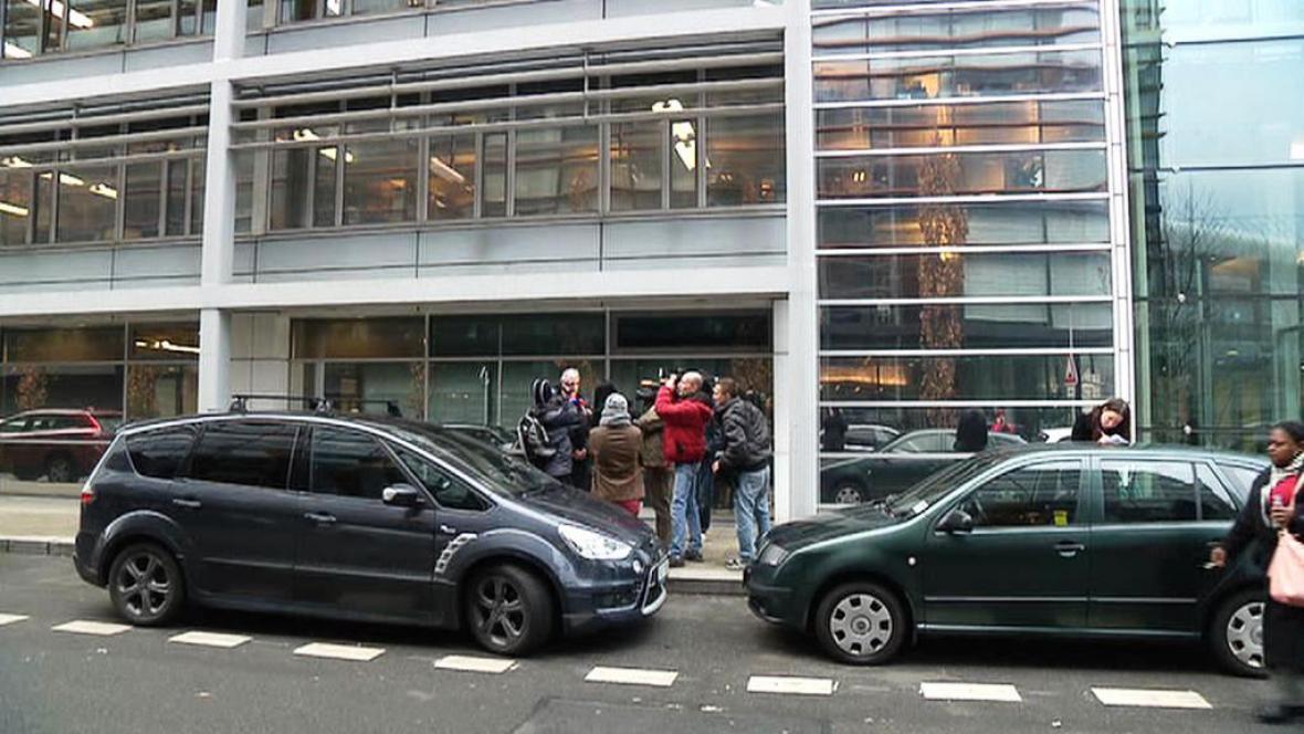 Policie zasahuje v sídle ČEZu