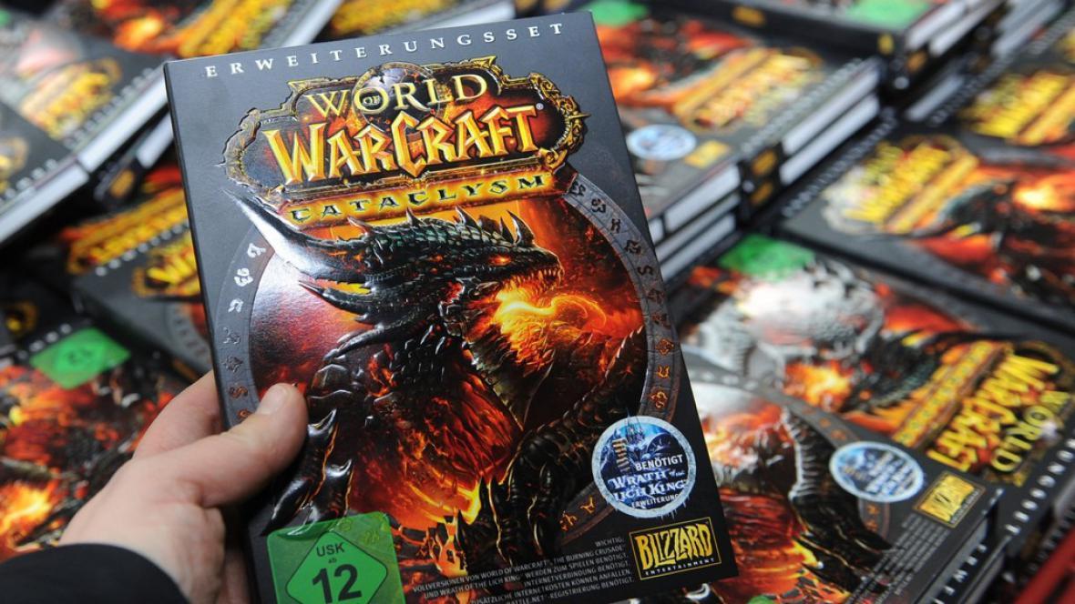 Hra World of Warcraft