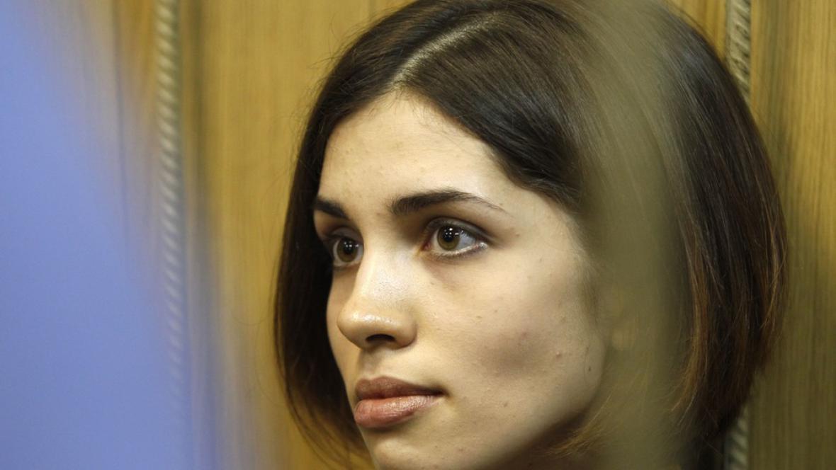 Naděžda Tolokonnikovová
