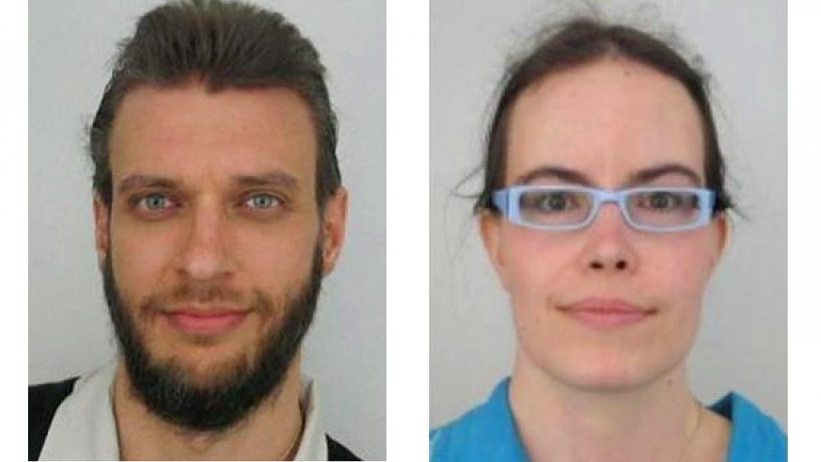 Martin a Hana Kašpárkovi