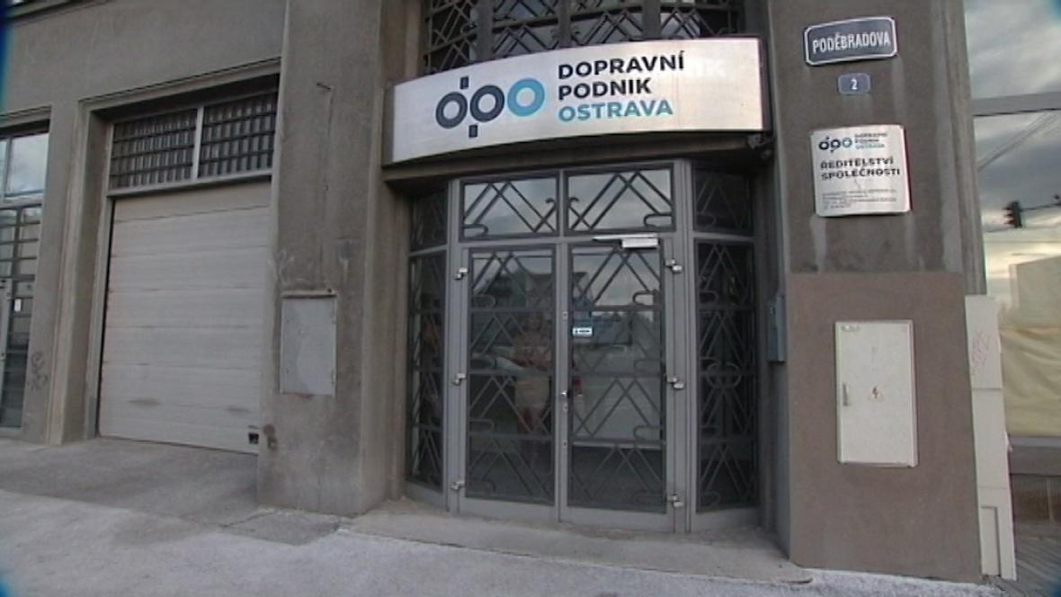 Dopravní podnik Ostrava