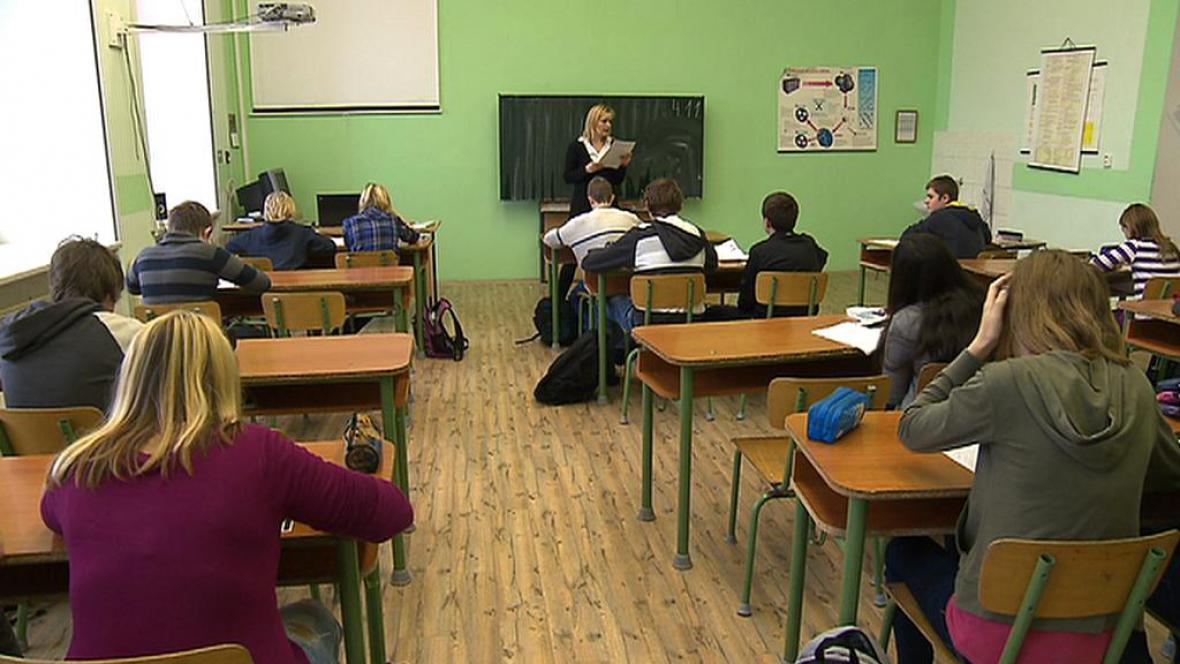 Školní vyučování