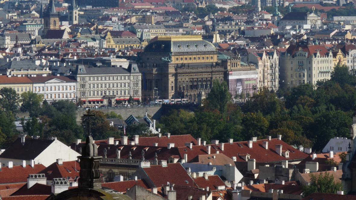 Praha / Národní divadlo
