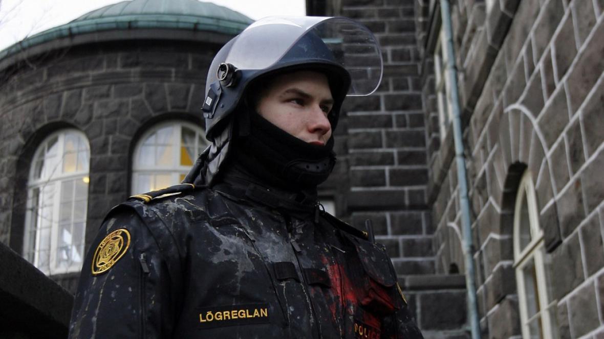 Zvláštní policejní síly na Islandu