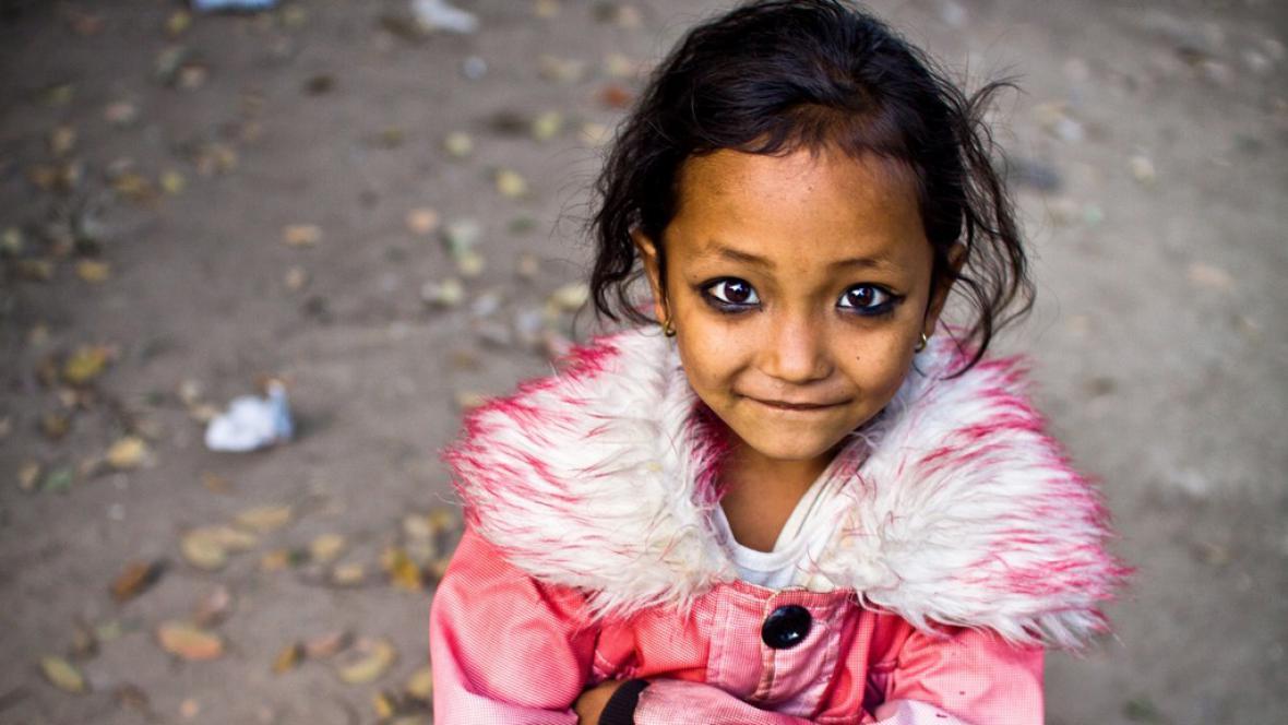 Život v hlavním městě Nepálu