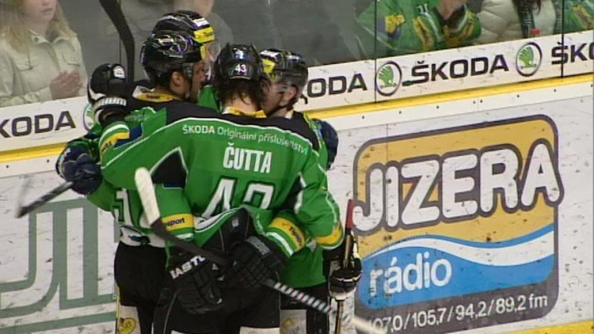Hokejisté Mladé Boleslavi