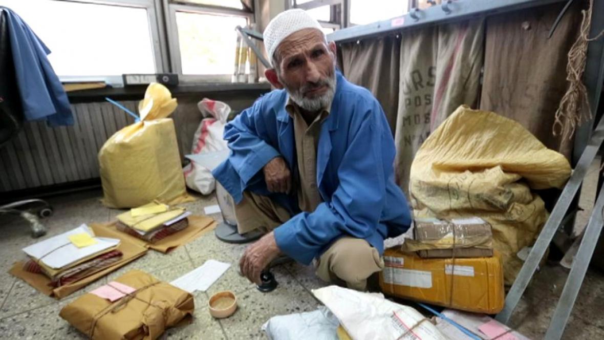 Poštovní služby v Afghánistánu