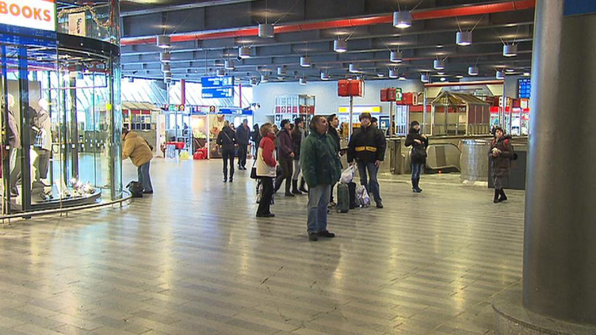Hala hlavního nádraží
