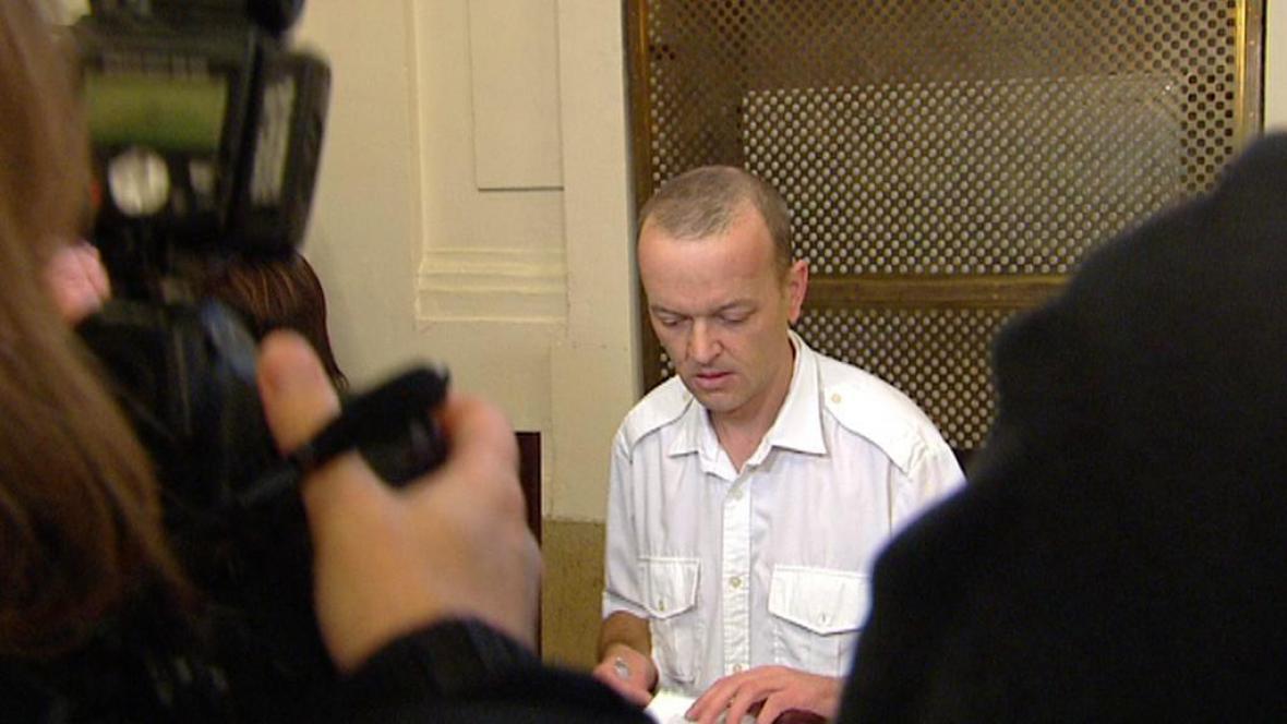 Zbyněk Průša u soudu