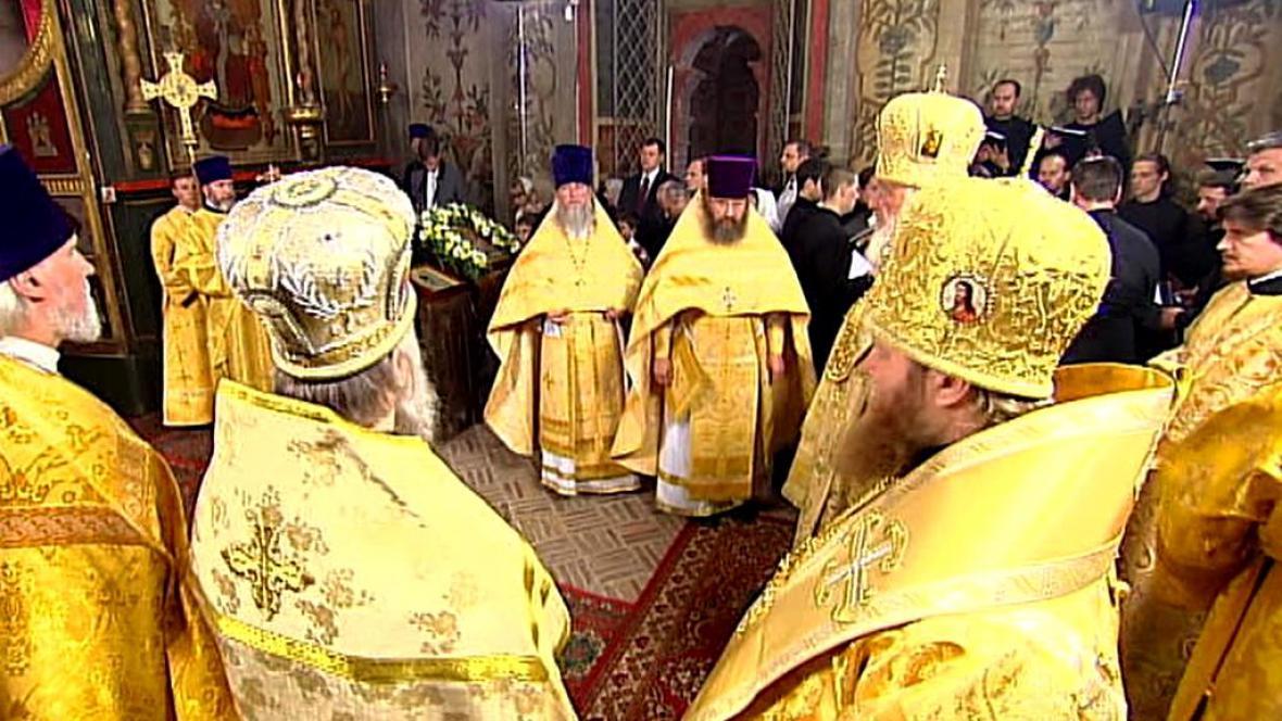 Pravoslavní kněží