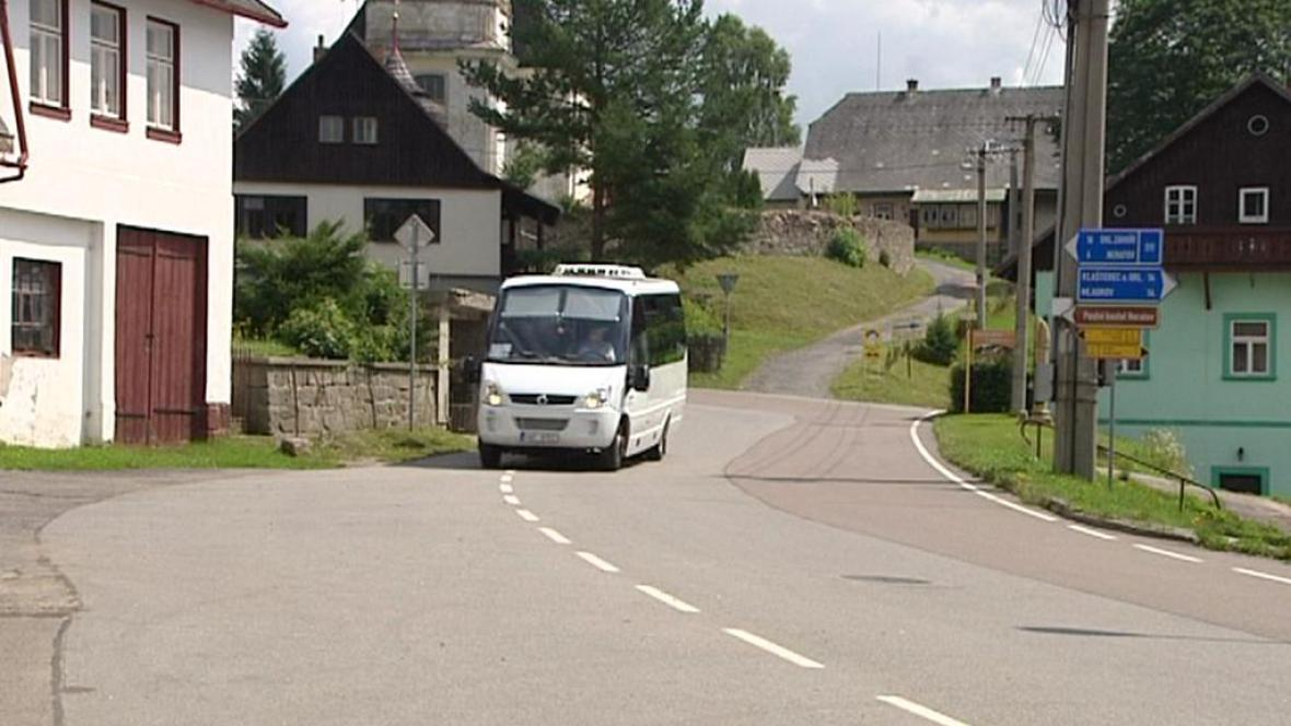 Regionální autobusová doprava