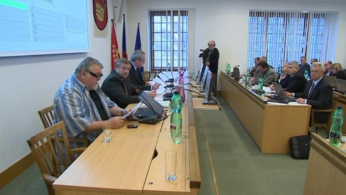 Jednání zastupitelstva ve Valašském Meziříčí