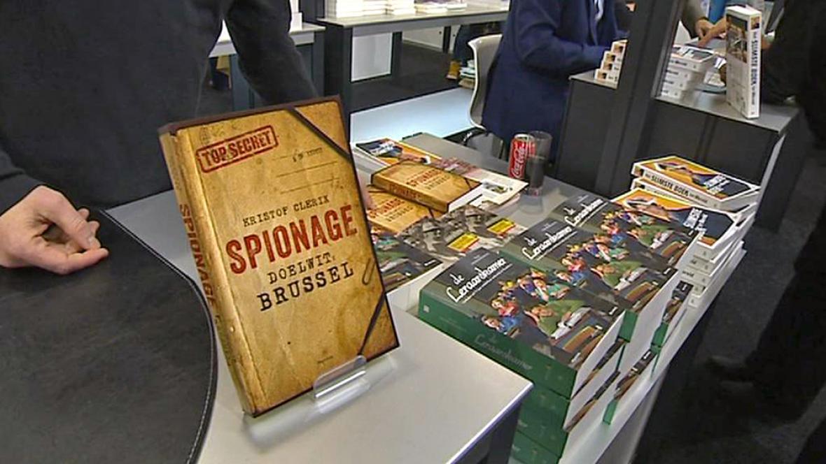 Špionáž: Terč Brusel