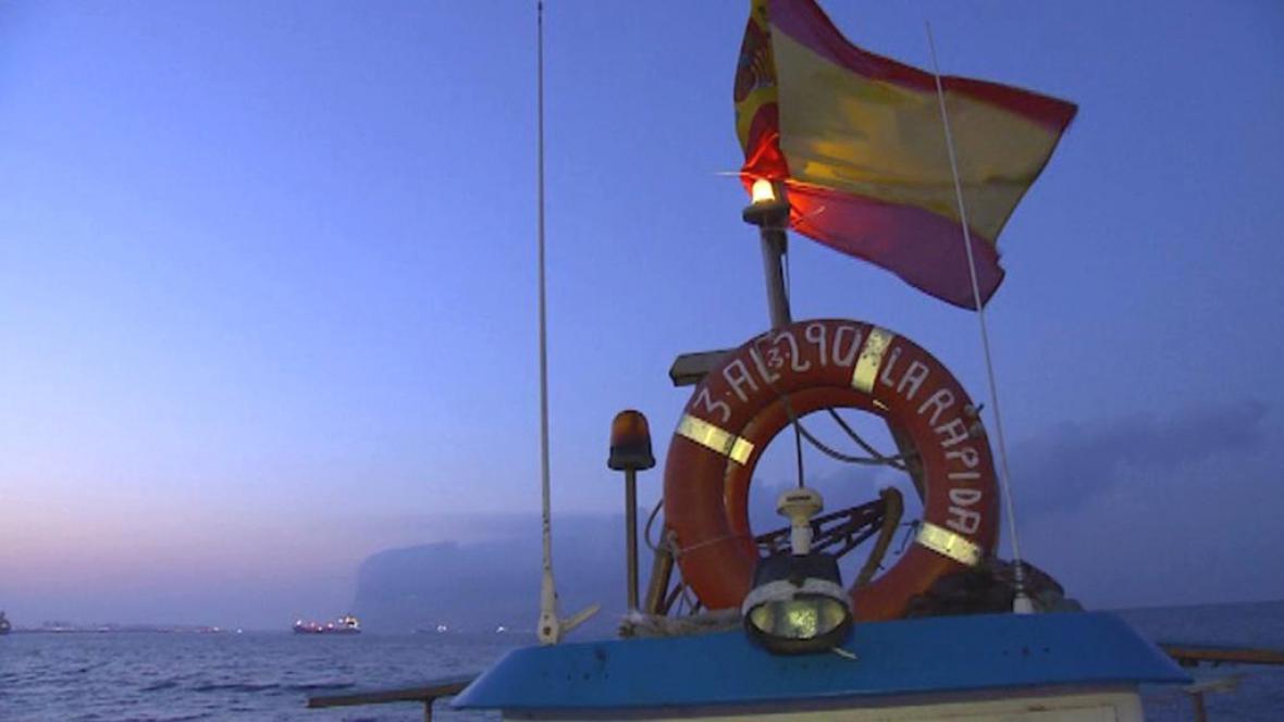 Rybolov na Gibraltaru