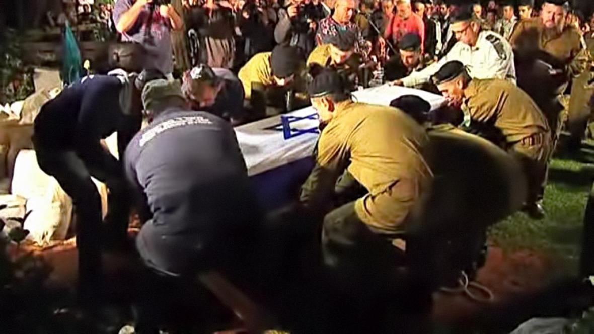 Pohřeb Edena Atiase