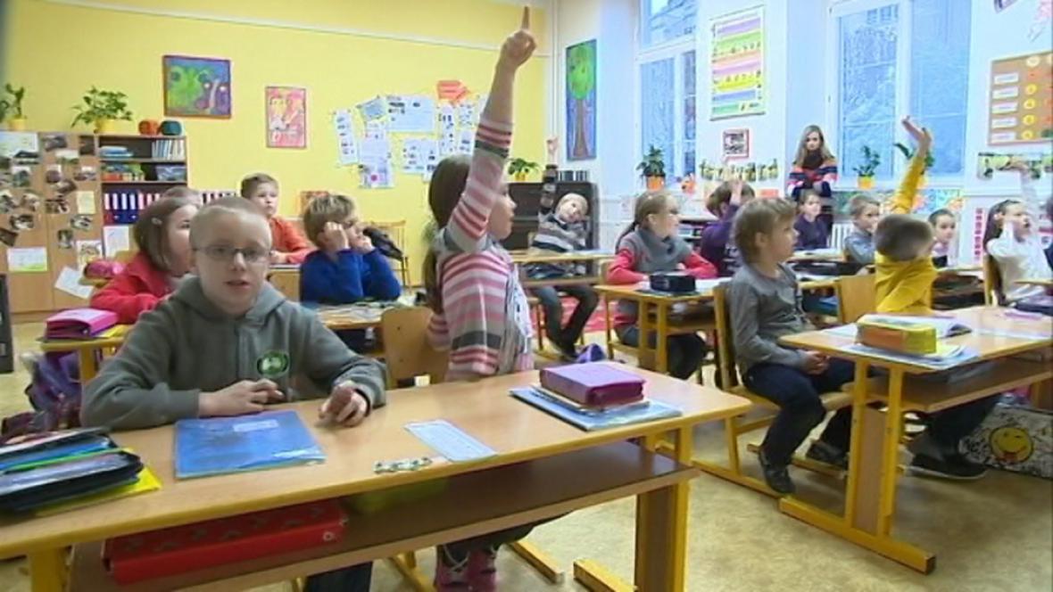 Třída pro nadané děti V Olomouci na Hálkově ulici