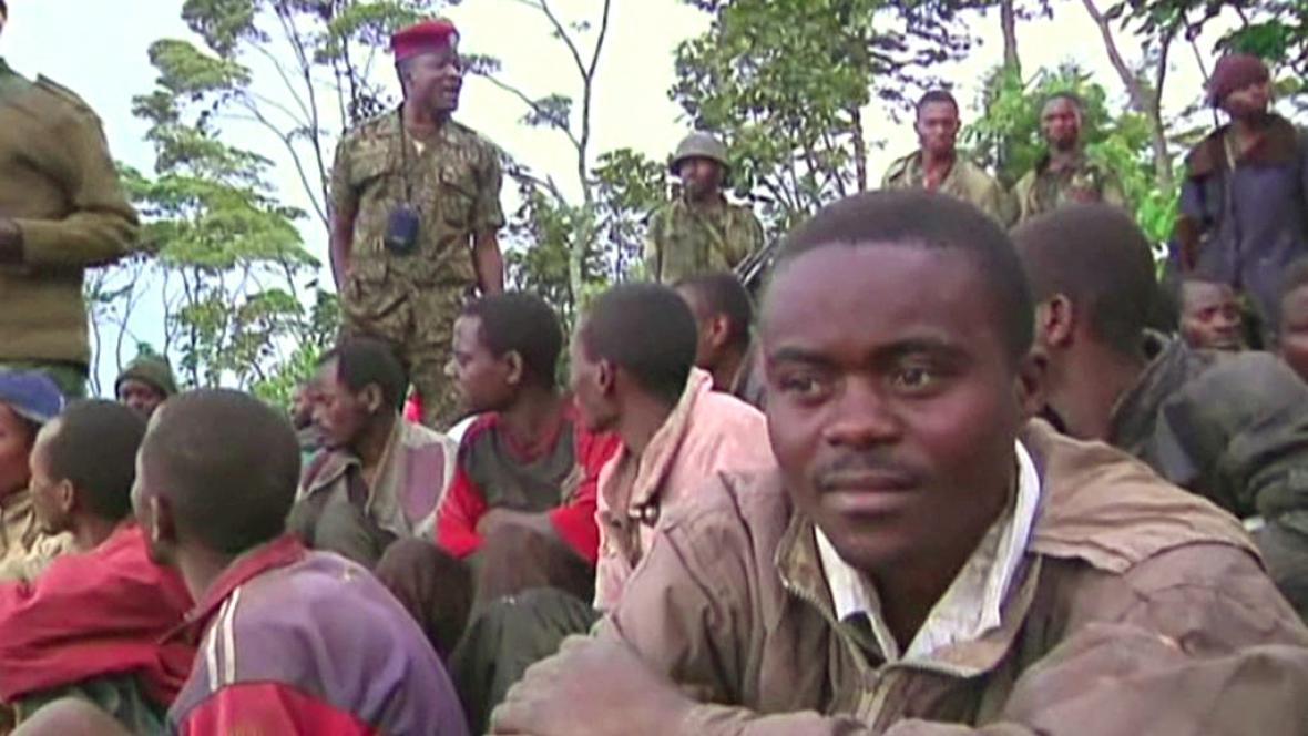 Povstalci z M23 se vzdali konžské armádě